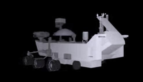 Video: Mars Rover Art Car Design