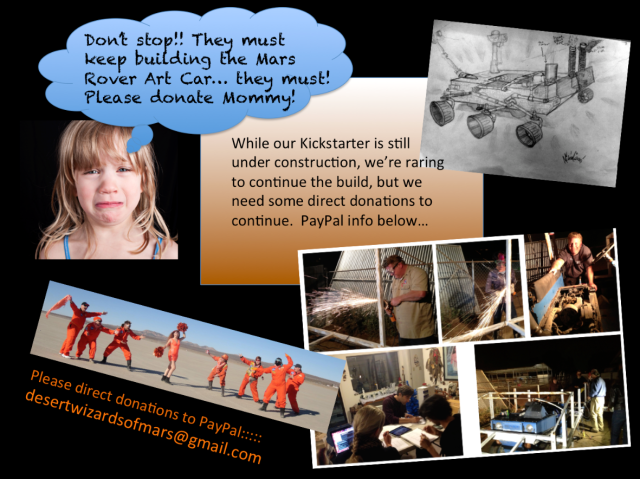 PayPal Donation Station...